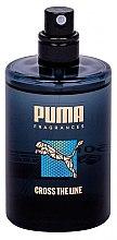 Düfte, Parfümerie und Kosmetik Puma Cross The Line - Eau de Toilette (Tester ohne Deckel)