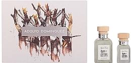 Düfte, Parfümerie und Kosmetik Adolfo Dominguez Agua Fresca - Duftset (Eau de Toilette/120ml + Eau de Toilette/30ml)