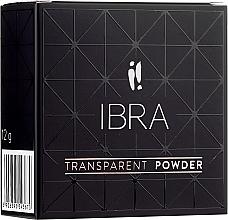 Düfte, Parfümerie und Kosmetik Loser Gesichtspuder - Ibra Transparent Powder