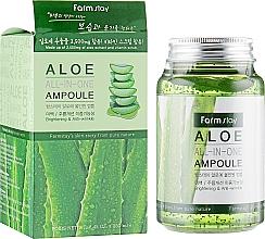 Düfte, Parfümerie und Kosmetik All-in-one Gesichtsampulle mit Aloe Vera-Extrakt - FarmStay Aloe All-In-One Ampoule