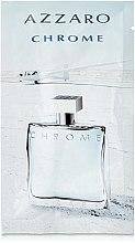 Düfte, Parfümerie und Kosmetik Azzaro Chrome - Eau de Toilette (Probe)