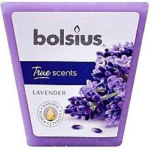 Düfte, Parfümerie und Kosmetik Duftkerze Lavendel 47/47 mm - Bolsius True Scents Candle