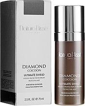 Düfte, Parfümerie und Kosmetik Feuchtigkeitsspendender und schützender Gesichtsnebel - Natura Bisse Diamond Cocoon Ultimate Shield