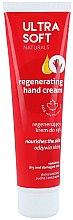 Düfte, Parfümerie und Kosmetik Regenerierende Handcreme mit Himbeerextrakt - Tolpa Ultra Soft Naturals Regenerating Hand Cream