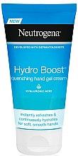Düfte, Parfümerie und Kosmetik Handcreme - Neutrogena Hydro Boost Quenching Hand Gel Cream