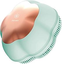 Düfte, Parfümerie und Kosmetik Massage-Reinigungsbürste für das Gesicht mit magnetischem Feld blau - Diforo Hoya Ocean