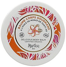 Düfte, Parfümerie und Kosmetik Körperbalsam mit Monoiöl - Marilou Bio Monoi De Tahiti AO Delicious Body Balm