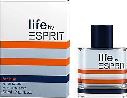 Düfte, Parfümerie und Kosmetik Esprit Life by Esprit Men - Eau de Toilette