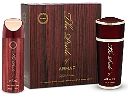 Düfte, Parfümerie und Kosmetik Armaf The Pride of Armaf - Duftset (Eau de Parfum 100ml + Deospray 200ml)