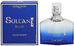 Düfte, Parfümerie und Kosmetik Jeanne Arthes Sultan Blue for Men - Eau de Toilette