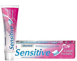 Düfte, Parfümerie und Kosmetik Zahnpasta Classic Formula - Dental Sensitive Classic Formula