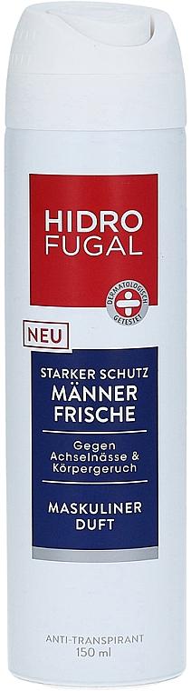 Deospray Antitranspirant - Hidrofugal Men Fresh Spray