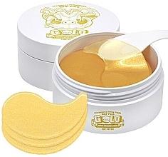 Düfte, Parfümerie und Kosmetik Hydrogel-Augenpatches mit Hyaluronsäure - Elizavecca Gold Hyaluronic Acid Eye Patch