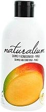 Düfte, Parfümerie und Kosmetik 2in1 Shampoo und Haarspülung mit Mangoduft - Naturalium Shampoo And Conditioner Mango