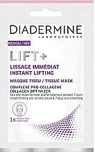 Düfte, Parfümerie und Kosmetik Anti-Falten Gesichtsmaske - Diadermine Lift+ Instant Lifting Tissue Mask