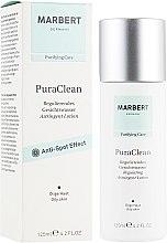 Düfte, Parfümerie und Kosmetik Regulierendes Gesichtswasser für fettige Haut - Marbert Pura Clean Regulating Lotion