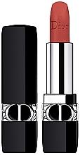 Düfte, Parfümerie und Kosmetik Mattierender Lippenstift - Dior Rouge Dior Extra Matte Lipstick