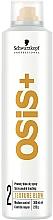 Düfte, Parfümerie und Kosmetik Texturierender Haarspray-Puder für mehr Volumen, Sprungkraft und Glanz Mittlerer Halt - Schwarzkopf Professional Osis+ Texture Powdery Blow Dry Spray