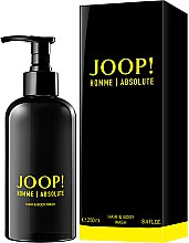 Düfte, Parfümerie und Kosmetik Joop! Homme Absolute - Parfümiertes Haar- und Körpershampoo