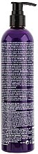 Shampoo - Tigi Dumb Blonde Purple Toning Shampoo — Bild N2