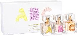 """Düfte, Parfümerie und Kosmetik Karen Walker ABC Trio Collection - """"ABC Trio Collection""""- Duftset (Eau de Toilette 3x30ml)"""