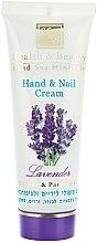 Düfte, Parfümerie und Kosmetik Multivitamin Hand- und Nagelcreme Lavendel - Health and Beauty Cream