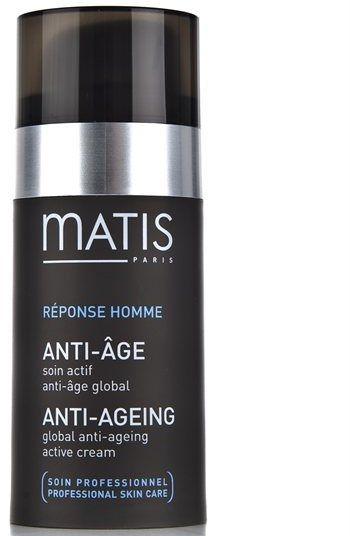 Anti-Aging Gesichtscreme - Matis Reponse Homme Global Anti-Aging active cream — Bild N1