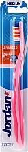 Düfte, Parfümerie und Kosmetik Zahnbürste mittel Advanced rosa - Jordan Advanced Medium