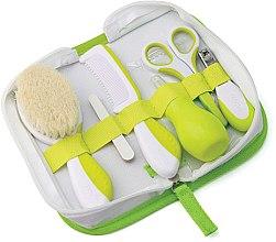 Düfte, Parfümerie und Kosmetik Baby-Pflegeset weiß-grün - Nuvita
