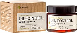 Düfte, Parfümerie und Kosmetik Feuchtigkeitsspendende und mattierende Gesichtscreme - Phenome Sustainable Science Oil-Control Mattifying Cream