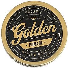 Düfte, Parfümerie und Kosmetik Pomade zum Haarstyling Mittlerer Halt - Golden Beards Golden Pomade