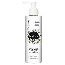 Düfte, Parfümerie und Kosmetik Gesichtsreinigungsgel mit Bio weißem Tee - Lirene Natura Eco Gel