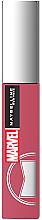 Düfte, Parfümerie und Kosmetik Matter Lippenstift - Maybelline Super Stay Matte Ink Marvel