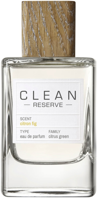 Clean Reserve Citron Fig - Eau de Parfum