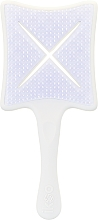 Düfte, Parfümerie und Kosmetik Detangler-Haarbürste Classic Platinum White - Ikoo Paddle X Classic Platinum White