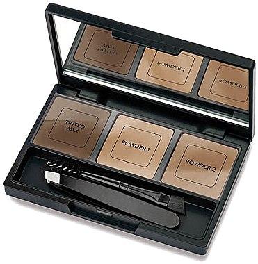 Augenbrauen-Make-up - Golden Rose Eyebrow Styling Kit