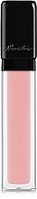 Düfte, Parfümerie und Kosmetik Flüssiger Lippenstift - Guerlain Kiss Kiss Liquid Lipstick Matte