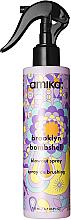 Düfte, Parfümerie und Kosmetik Feuchtigkeitsspendendes Föhnspray mit Sanddornextrakt für Fülle und Volumen mit Hitzeschutz - Amika Brooklyn Bombshell Blowout Spray