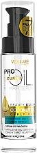 Düfte, Parfümerie und Kosmetik Serum für lockiges Haar mit Kokosöl - Vollare Pro Oli Curls Hair Serum