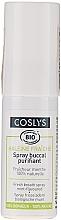Düfte, Parfümerie und Kosmetik Erfrischendes Mundspray mit organischer Minze - Coslys