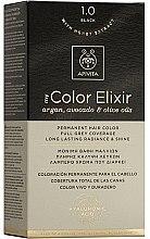 Düfte, Parfümerie und Kosmetik Permanente Haarfarbe - Apivita My Color Elixir Permanent Hair Color