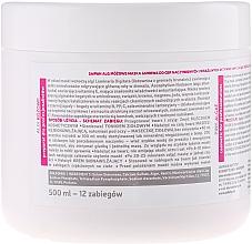 Rosa Alginatmaske für empfindliche Haut - Jadwiga Saipan Algi Rozowe — Bild N4