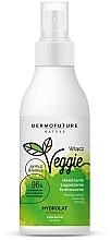 Düfte, Parfümerie und Kosmetik Feuchtigkeitsspendendes beruhigendes und tonisierendes Hydrolat mit Grünkohl und Fenchel für trockene Gesichtshaut - DermoFuture Veggie Kale & fennel Hydrolat