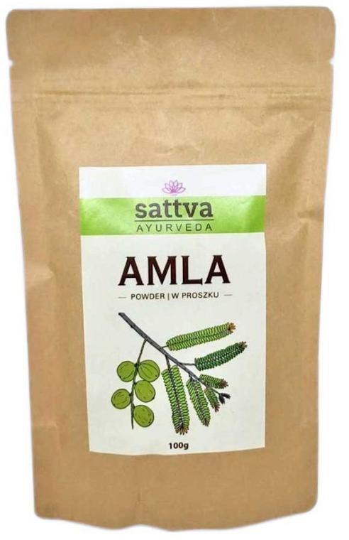Ayurvedischer Haarpuder mit Amla - Sattva