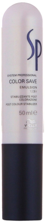 Farbstabilisator-Maske - Wella SP System Professional Color Save Emulsion — Bild N1
