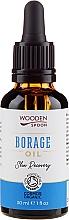 Düfte, Parfümerie und Kosmetik Kaltgepresstes Borretschöl - Wooden Spoon Borage Oil