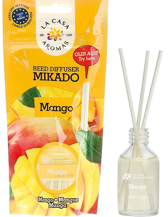 Raumerfrischer Mango - La Casa de Los Aromas Mikado Reed Diffuser