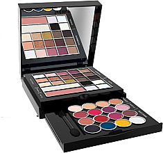 Düfte, Parfümerie und Kosmetik Make-up Set - Pupa Pupart S Plum-a-porter Shiny