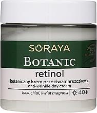 Düfte, Parfümerie und Kosmetik Anti-Falten Tagescreme mit pflanzlichem Retinol - Soraya Botanic Retinol Anti-Wrinkle Day Cream