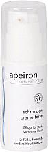 Düfte, Parfümerie und Kosmetik Pflegende Creme für stark verhornte Haut für Füse, Fersen andere Hautbereiche - Apeiron Cream Treatment Against Callused Skin